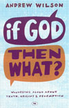 If God, then what? - £7.00