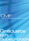 Graduate CMF Gift Membership - £42