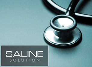 Saline Solution - Scunthorpe