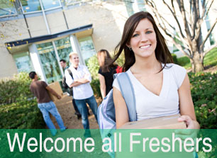 Freshers Welcome to CMF - details