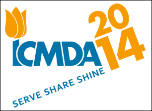 ICMDA World Congress bursary appeal Watch video or give online