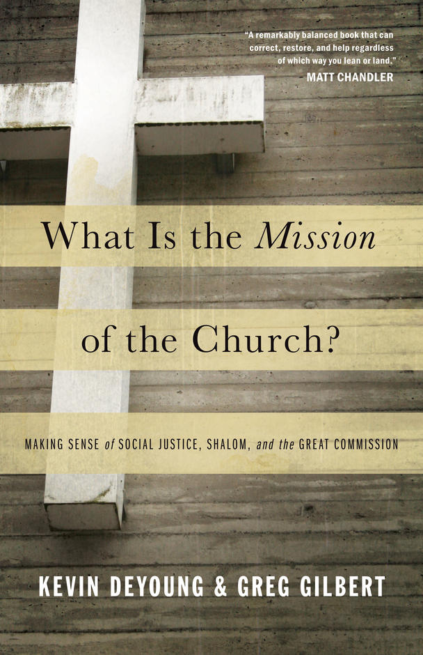 What is the mission of the church - £8.00