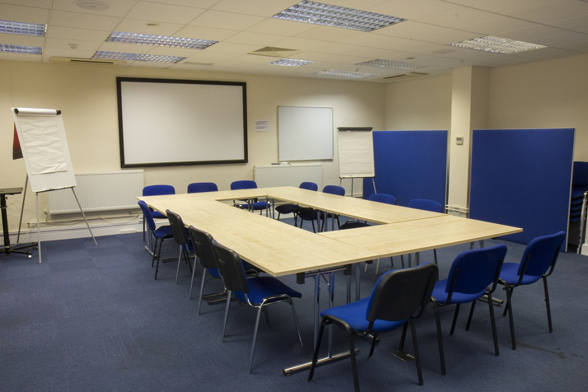 CMF Conference and Meeting Rooms