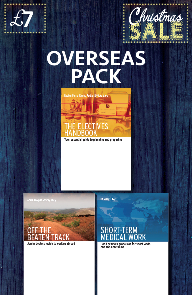 Christmas Special Overseas Pack - £7.00
