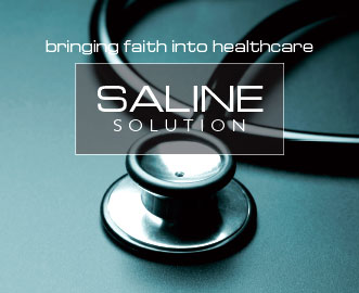 Try Saline Solution: