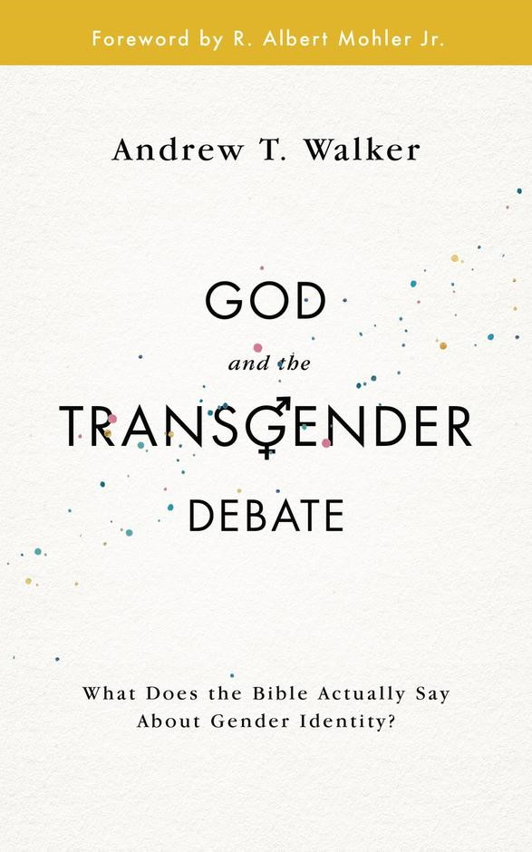 God and the Transgender debate - £8.00
