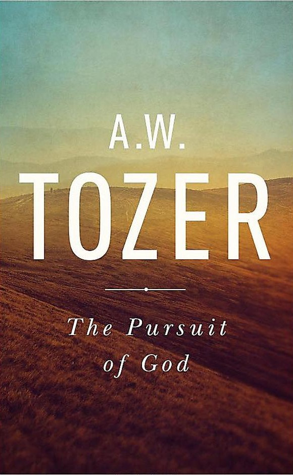 The Pursuit of God - £7.00