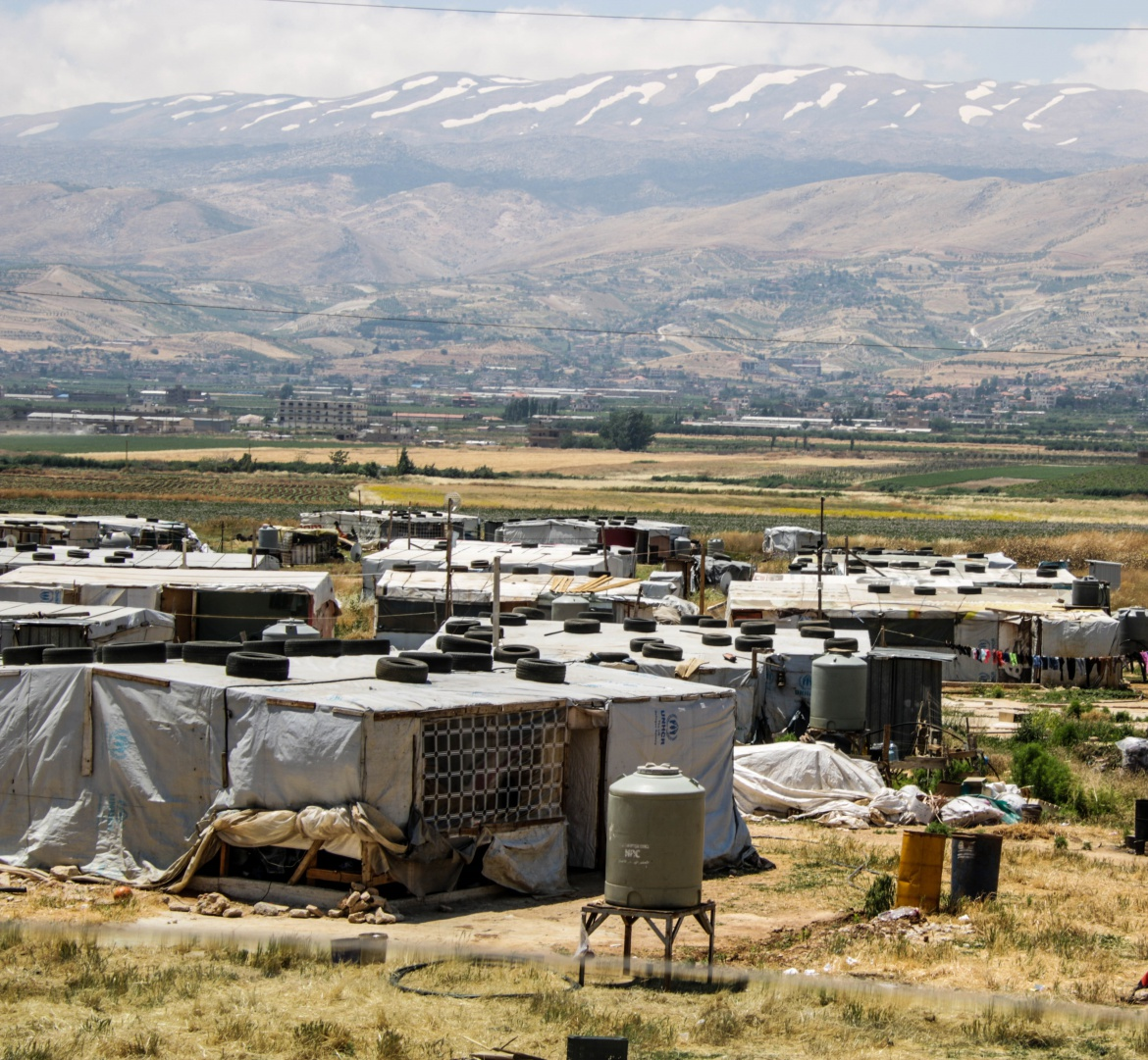 Compassion, faith and hope: preparing for COVID19 among refugees in the Bekaa Valley