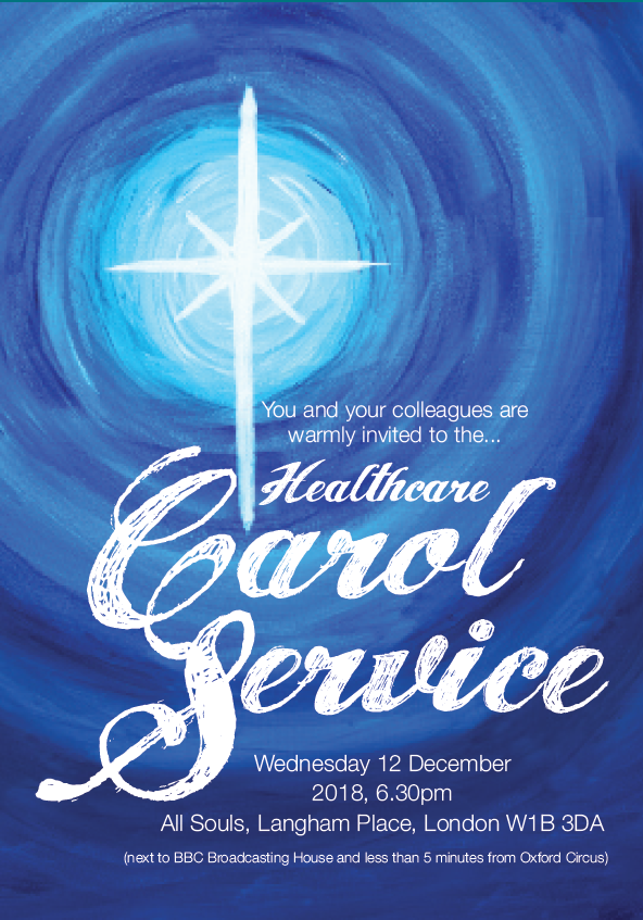 London Healthcare Carol Service