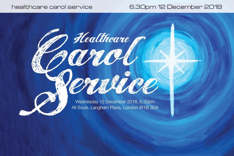 London Healthcare Carol Service