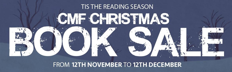 CMF Christmas Book sale