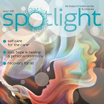 ss spotlight - Winter 2019,  self-care for the carer