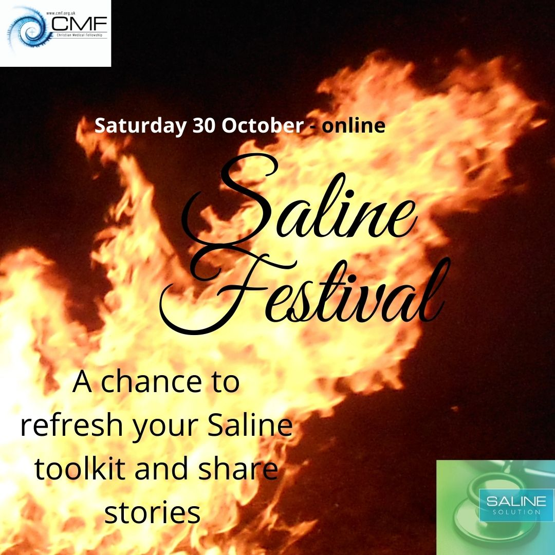 Saline Solution Festival - Relight the Fire