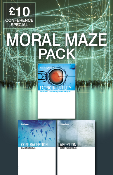 National Conference special  - Moral Maze pack