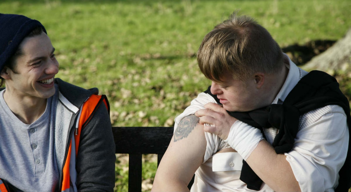 My Feral Heart: finally, a positive portrayal of Down's syndrome