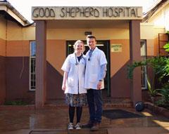 An elective in rural medicine