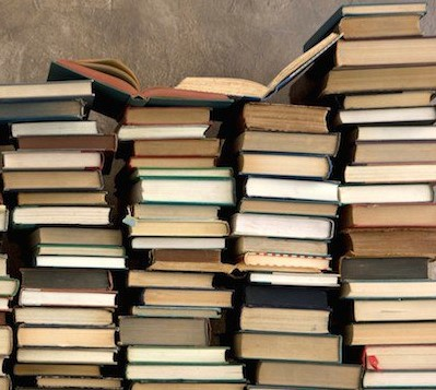 Still time for some late summer reading:  two books for holiday packing