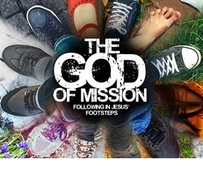 The God of Mission - Following in Jesus' Footsteps