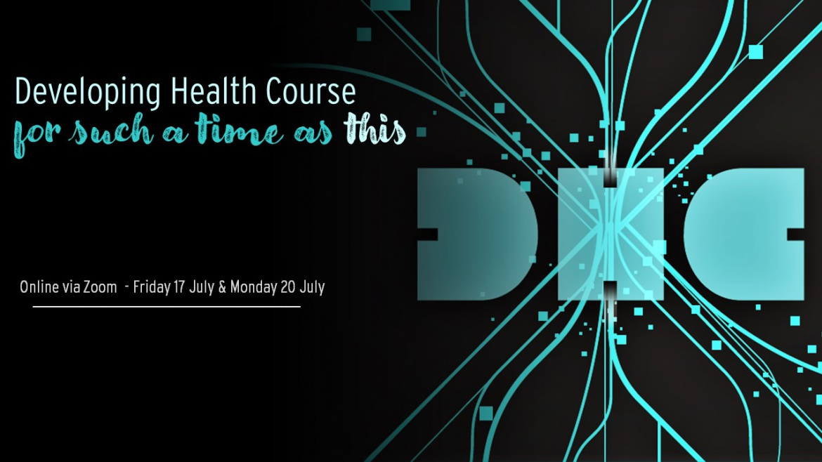 Developing Health Course - for such a time as this