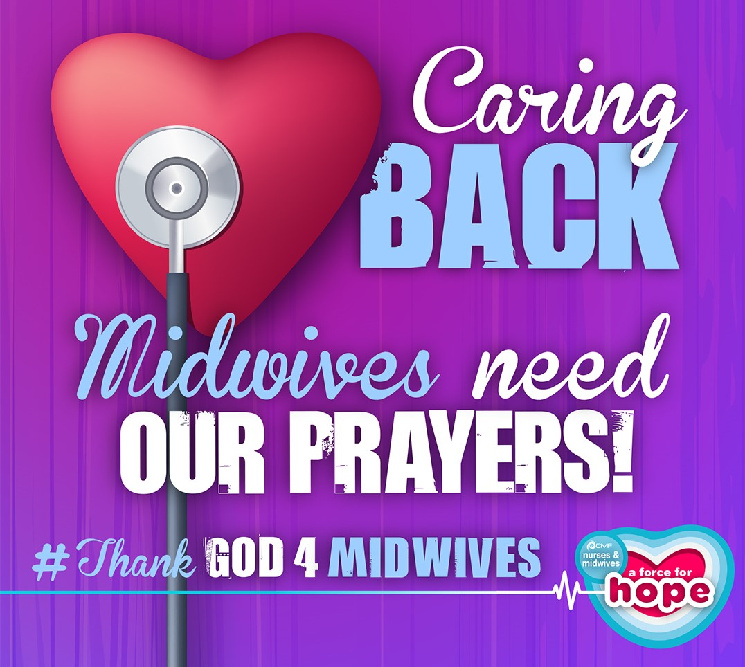 Week of prayer for midwives