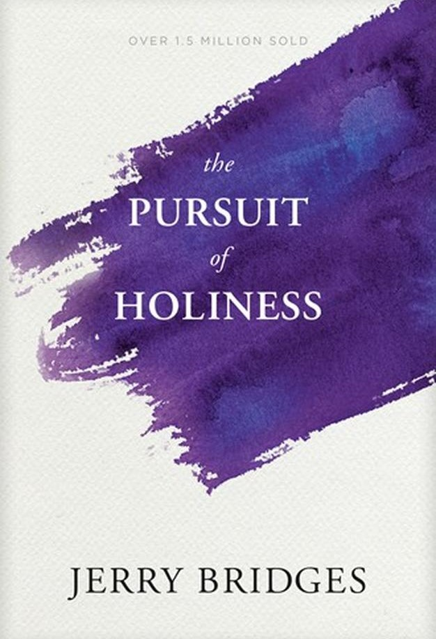 The Pursuit of Holiness - £11.00