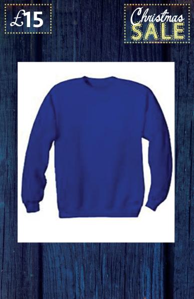 Christmas special CMF Sweatshirt - £15.00