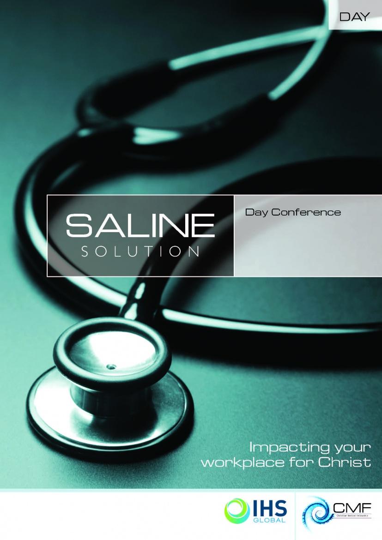 Saline Solution - Kettering