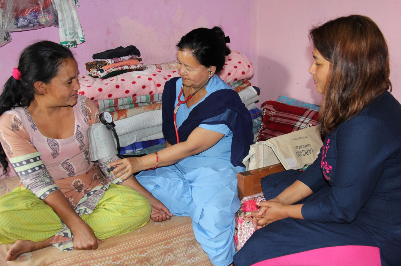 Integral mission through palliative care in Nepal