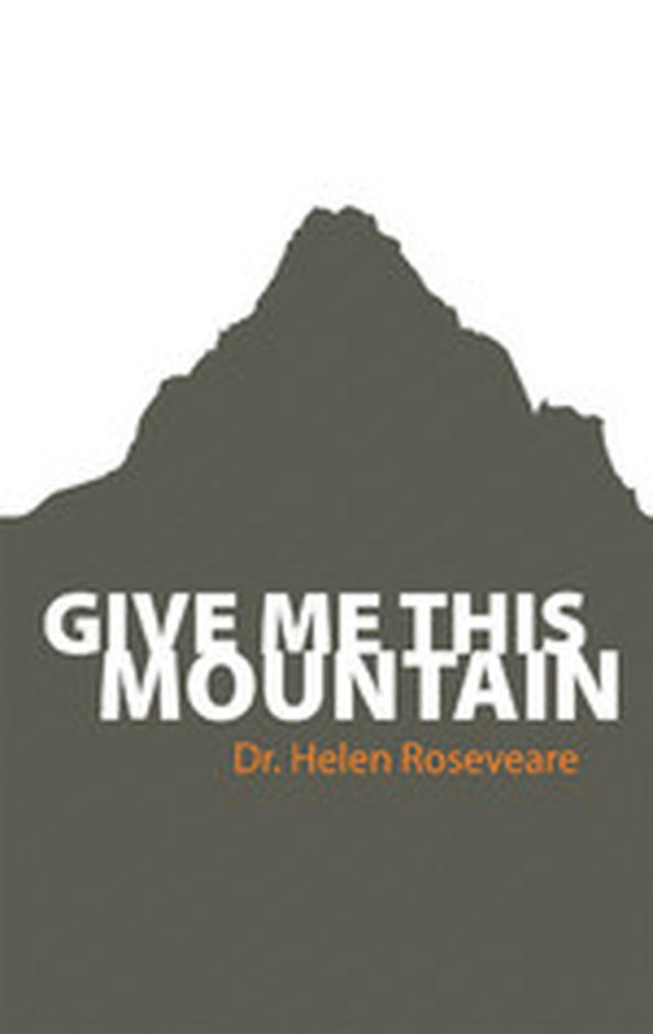 Give me this Mountain - £8.00