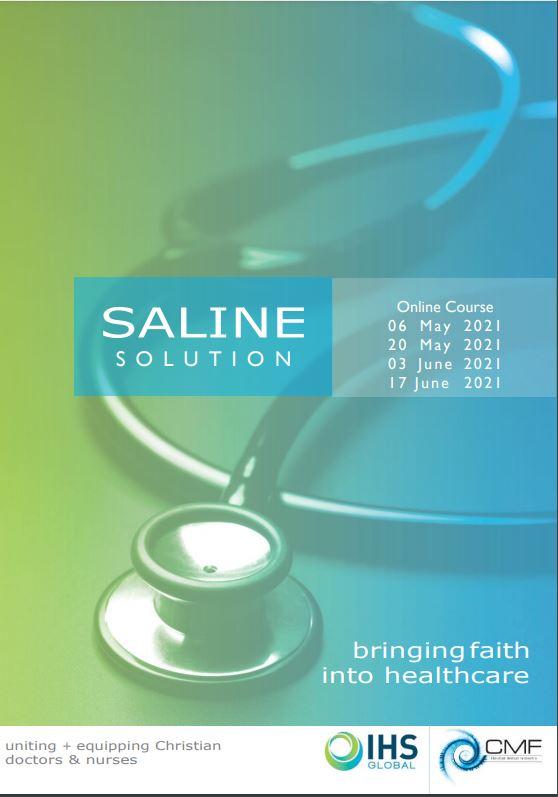 Saline Online Course - Ireland