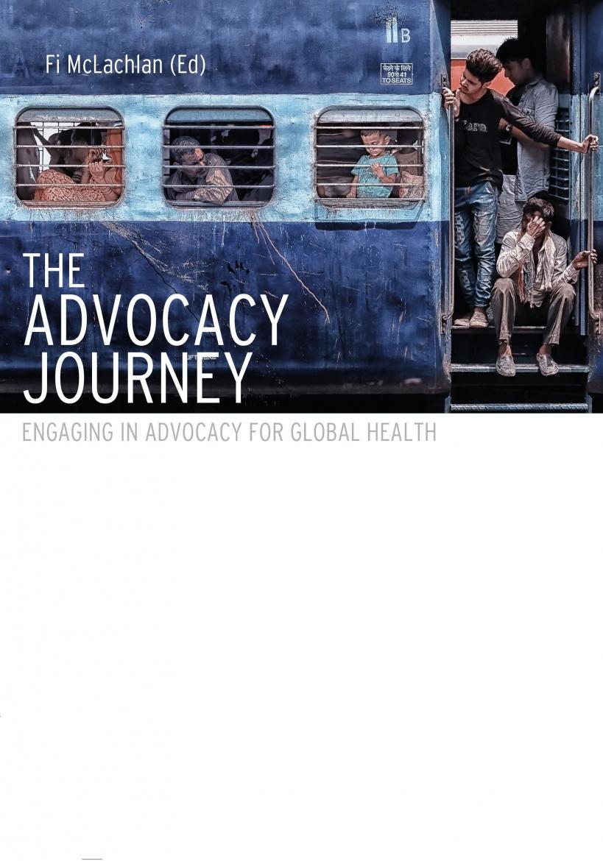 PRE ORDER BOOK - The Advocacy Journey