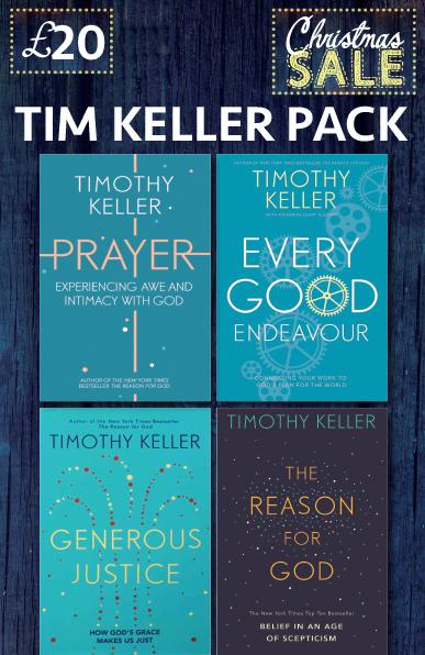 Christmas Special Keller Pack - £25.00