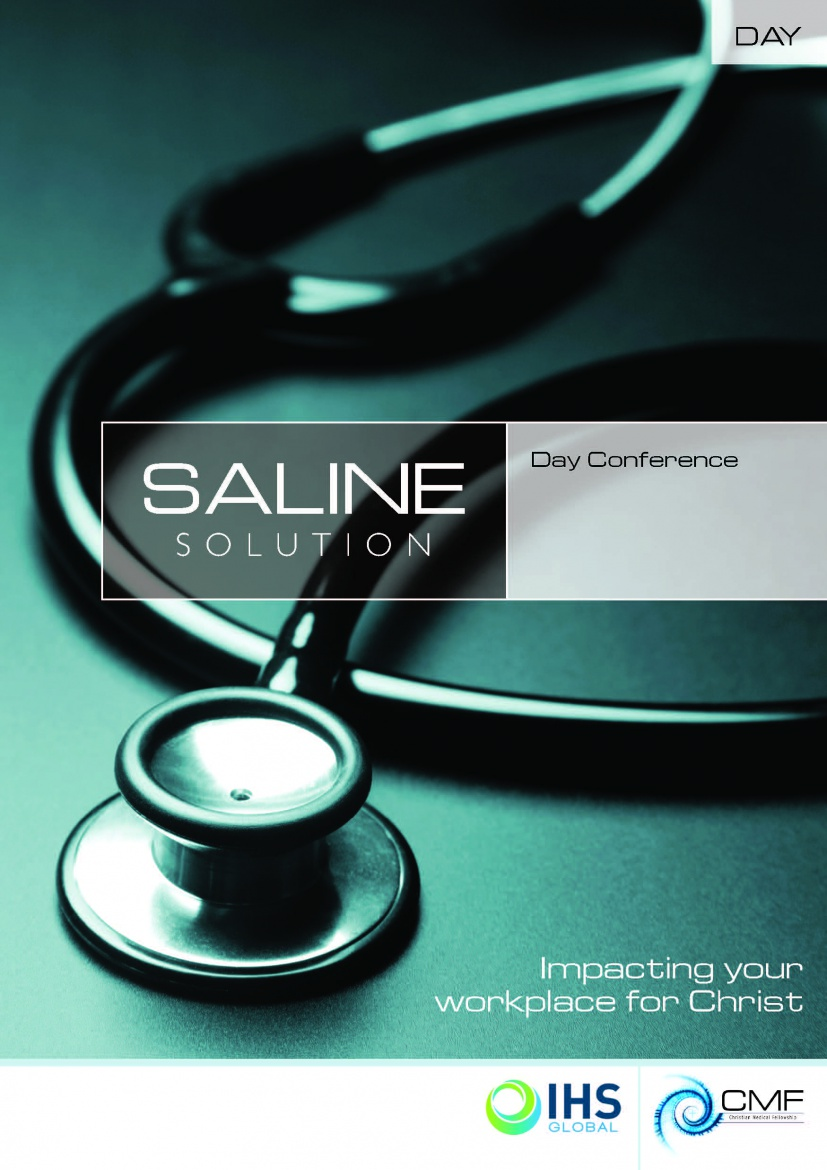Saline Solution - Dundee
