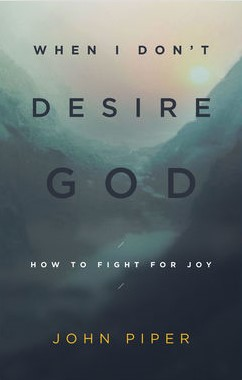 When I don't desire God - £5.00