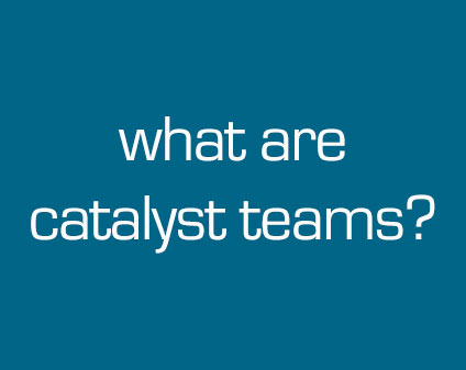 What are Catalyst Teams?