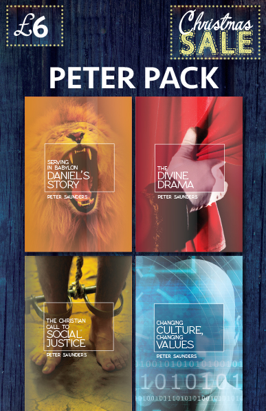 Christmas Special Peter Pack - £6.00