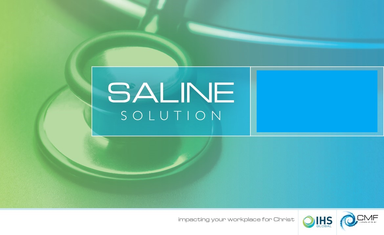 Saline Solution Online course