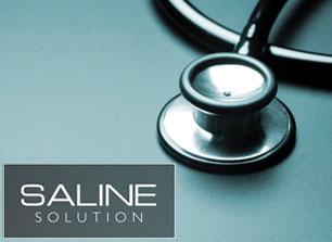 Saline Solution - Glasgow