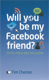 Will you be my Facebook friend? - £2.00